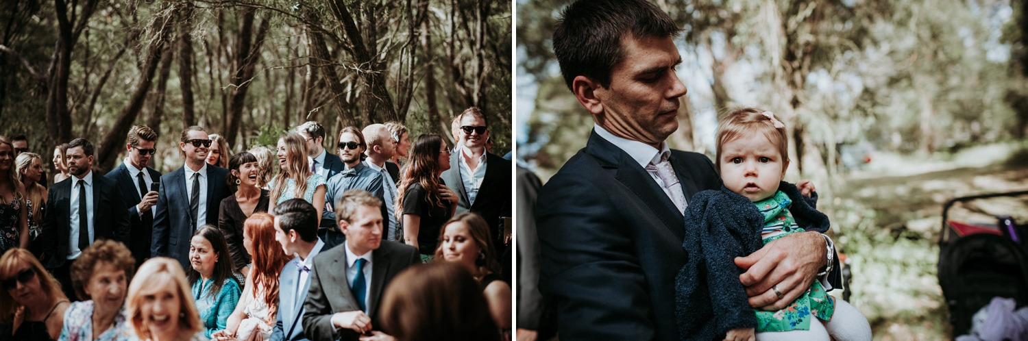 Rustic-Eclectic-Byron-Bay-Wedding-Ceremony